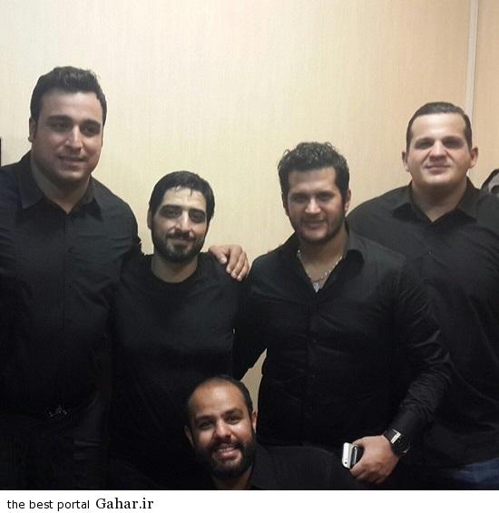 Bazigaran 4868 عکس های بازیگران در روز تاسوعا و عاشورا 93