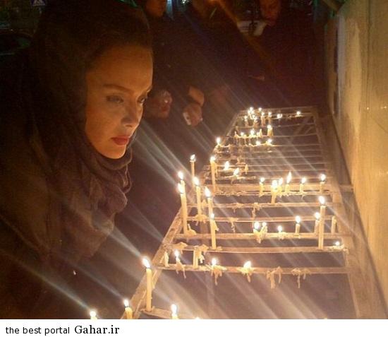 Bazigaran 4873 عکس های بازیگران در روز تاسوعا و عاشورا 93