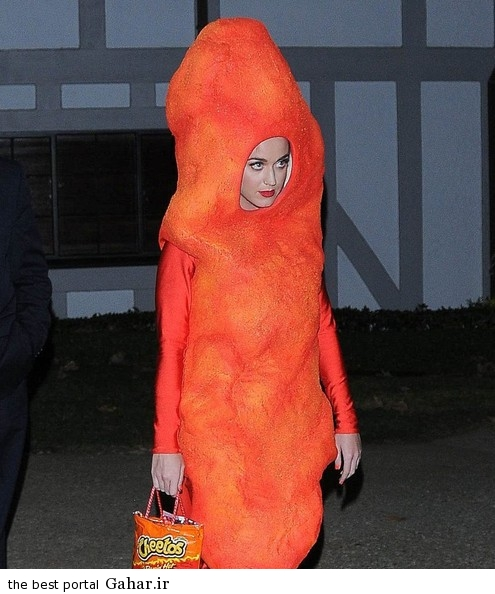 Celebrities Attend Kate Hudson Halloween Party mLpI027tE43l عکس های هنرمندان به مناسبت جشن هالووین