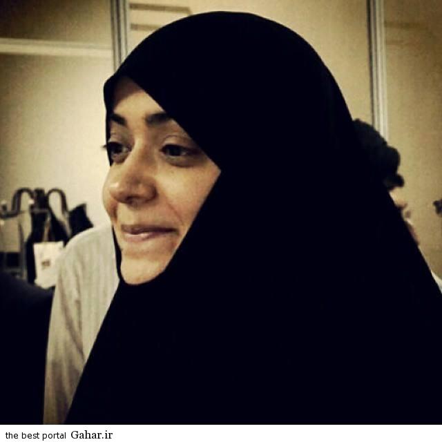 Elham Charkhandeh 8 عکس های جدید الهام چرخنده با حجاب جدید