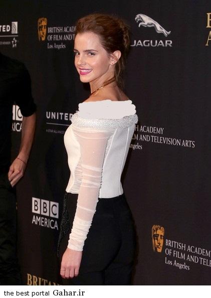 Emma Watson BAFTA Los Angeles Jaguar Britannia sBHEjo1I750l عکس های جدید اما واتسون در لس انجلس