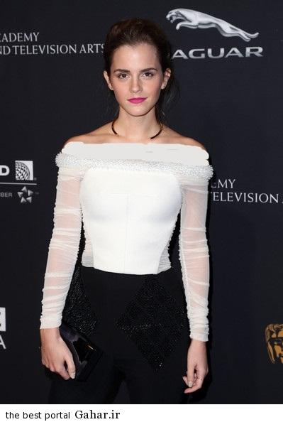 Emma Watson BAFTA Los Angeles Jaguar Britannia xA02eJVour0l عکس های جدید اما واتسون در لس انجلس