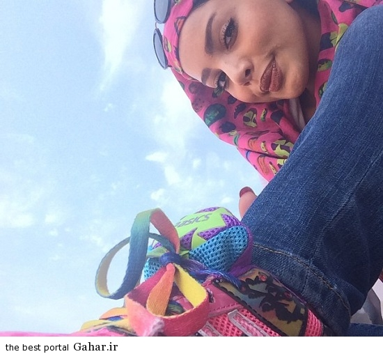 Sahar Oftadeh 4 زیباترین عکس های سحر افتاده