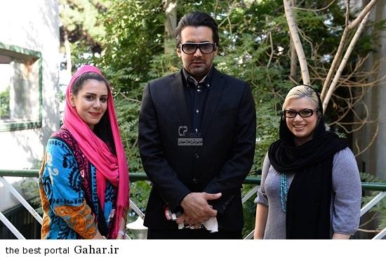 Seryal Barabar Ba Asl 14 عکس های پشت صحنه سریال برابر اصل