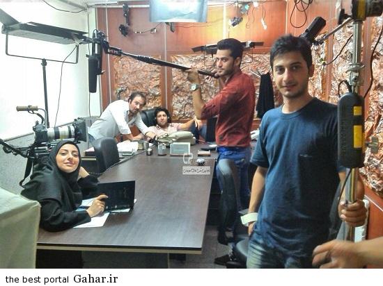 Seryal Barabar Ba Asl 16 عکس های پشت صحنه سریال برابر اصل