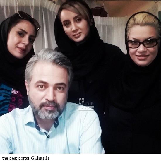 Seryal Barabar Ba Asl 17 عکس های پشت صحنه سریال برابر اصل