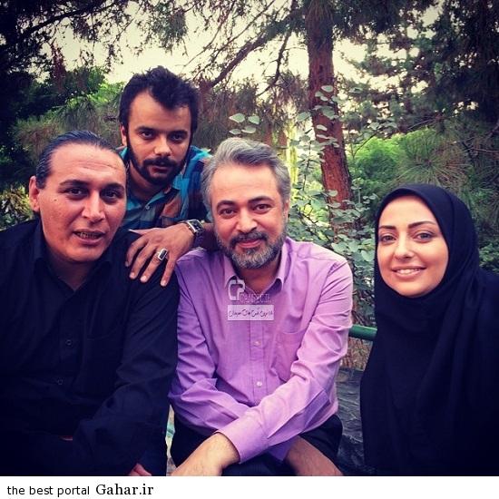 Seryal Barabar Ba Asl 19 عکس های پشت صحنه سریال برابر اصل