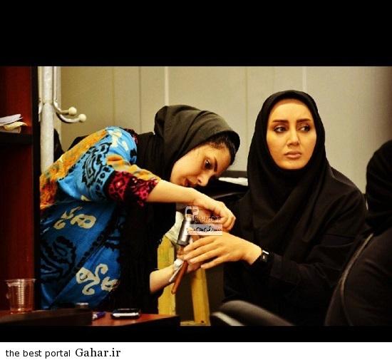 Seryal Barabar Ba Asl 20 عکس های پشت صحنه سریال برابر اصل