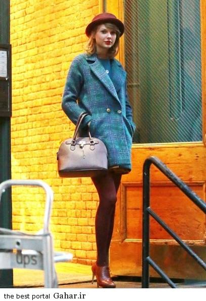 Taylor Swift Steps Out In NYC 5pzXtK0keTLl عکس های تیلور سویفت در حال خارج شدن از خانه اش