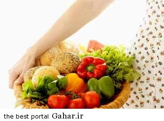 ba2715 مواد غذایی مخصوص دوران بارداری