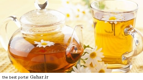 benefits of chamomile tea چای بابونه و خواص آن