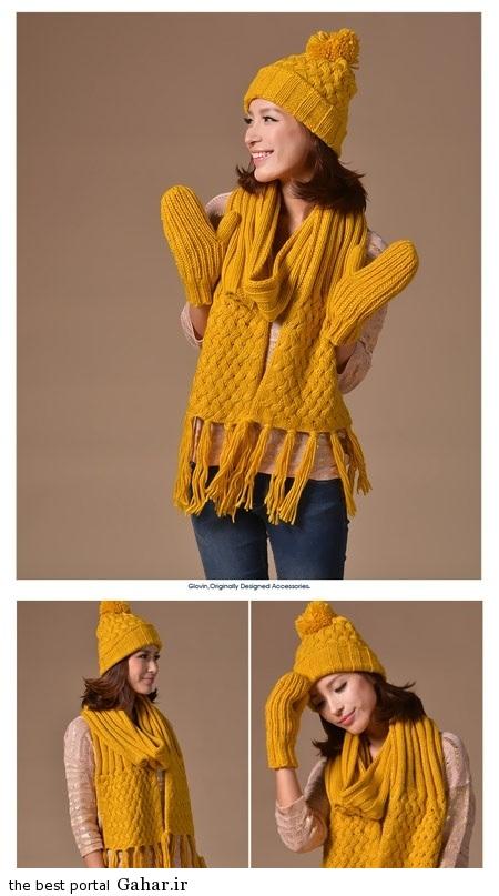c2faaf2536 مدل جدید شال و کلاه دخترانه