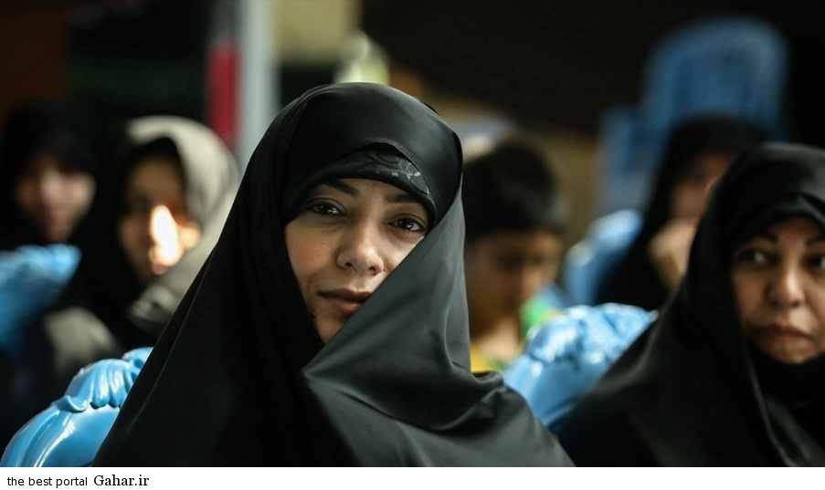 elham charkhande1 عکس های جدید الهام چرخنده با حجاب جدید