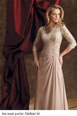 formal dress model1 شیک ترین مدل های لباس مجلسی 2014