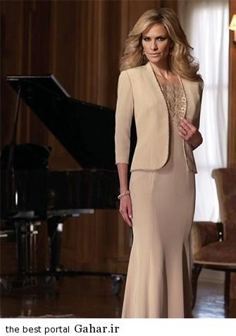 formal dress model4 شیک ترین مدل های لباس مجلسی 2014