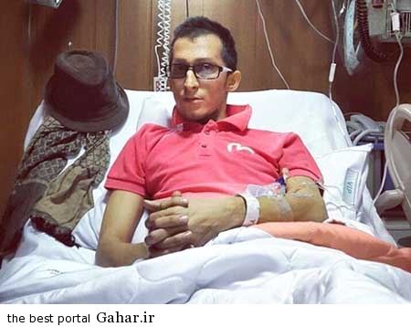 news189 وخامت حال مرتضی پاشایی و انتقال او به ICU