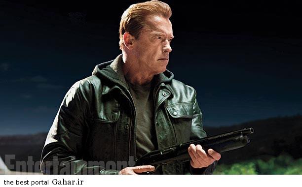 terminator genisys 1 اولین تصاویر منتشر شده فیلم Terminator: Genisys