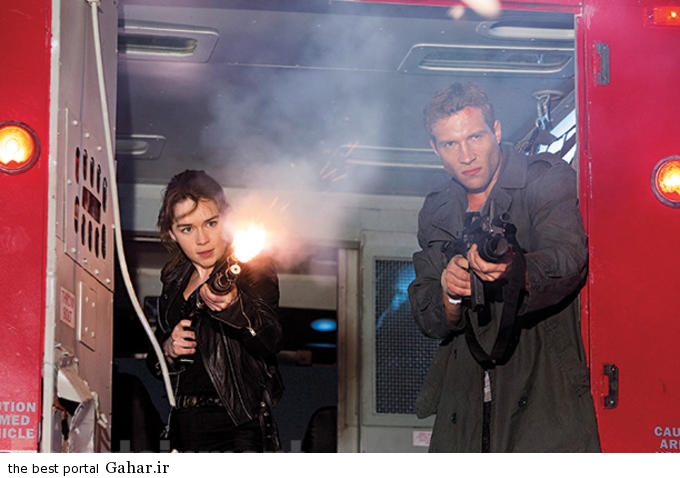 terminator genisys 10 اولین تصاویر منتشر شده فیلم Terminator: Genisys