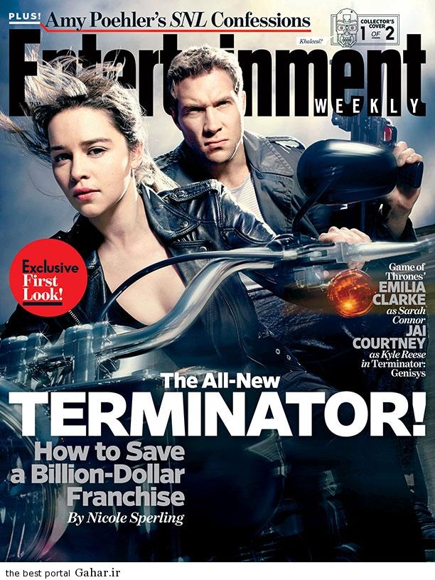 terminator genisys 15 اولین تصاویر منتشر شده فیلم Terminator: Genisys
