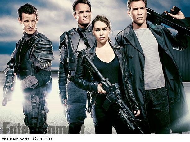 terminator genisys 6 اولین تصاویر منتشر شده فیلم Terminator: Genisys
