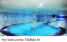 www.gahar .ir  نکات کاربردی در استفاده از استخر و جکوزی