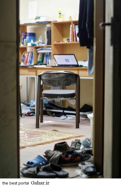 410455 132 زندگی دانشجویی ، خوابگاه دانشجویی به روایت تصویر