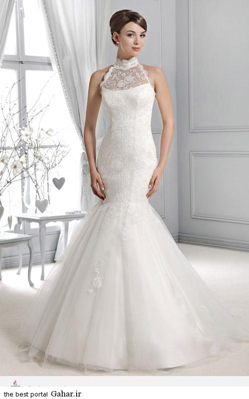 860 مدل های شیک لباس عروس برند Agnes Bridal Dream