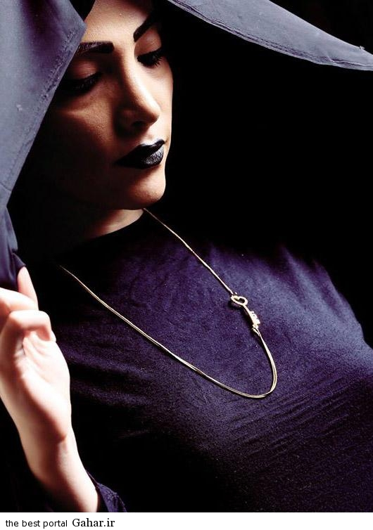 Adrina Jewellery 6 مدل جدید و شیک زیورآلات دست ساز ایرانی