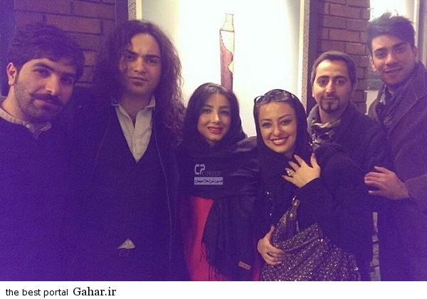 Bazigaran 5015 عکس جدید بازیگران و همسرانشان (آذر 93)