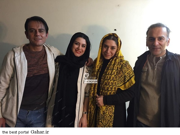 Bazigaran 5016 عکس جدید بازیگران و همسرانشان (آذر 93)