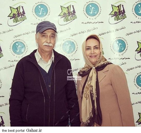 Bazigaran 5018 عکس جدید بازیگران و همسرانشان (آذر 93)