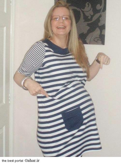 حامله شدن یک زن با خوردن همبرگر ! · جدید 97 -گهر