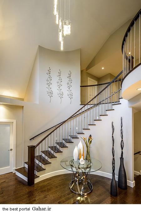 mo16378 مدلهای بسیار شیک راه پله مناسب انواع خانه