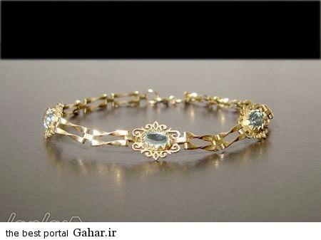 عکس هایی از شیک ترین مدل دستبند طلا 20156d144a033f
