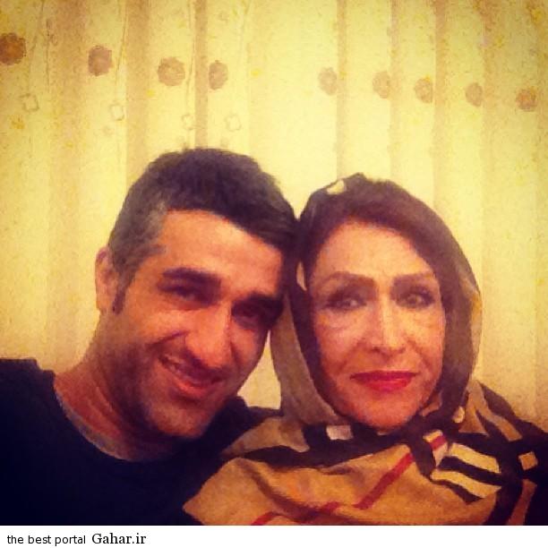pejmanjamshidi mother عکس پژمان جمشیدی و مادرش