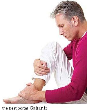 پا علل گرفتگی شبانه عضلات پا و راه درمان