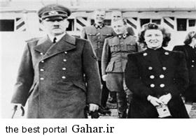 54747 338 300x209 130689857805964010 عشق زیبای هیتلر و همسرش