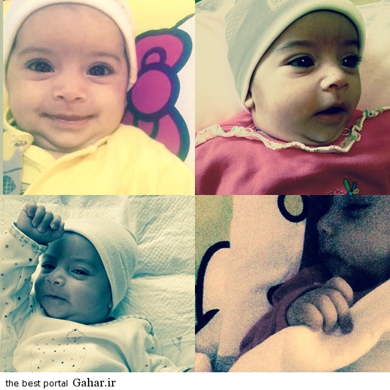 IMG10292620 انتشار عکس دختر محسن یگانه در صفحه شخصی اش