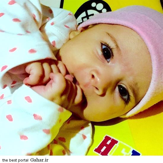 IMG12524912 1 انتشار عکس دختر محسن یگانه در صفحه شخصی اش