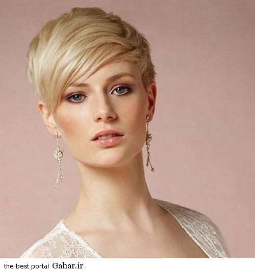 Short Hair 111 عکس هایی از شیک ترین مدل موی کوتاه زنانه