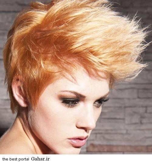 Short Hair 121 عکس هایی از شیک ترین مدل موی کوتاه زنانه