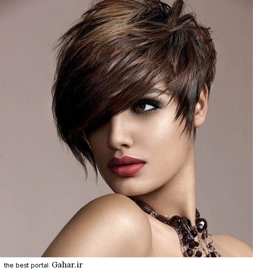 Short Hair 13 عکس هایی از شیک ترین مدل موی کوتاه زنانه