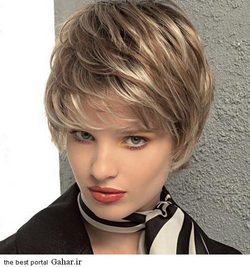 Short Hair 71 عکس هایی از شیک ترین مدل موی کوتاه زنانه
