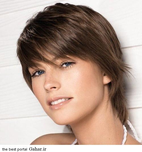 Short Hair 91 عکس هایی از شیک ترین مدل موی کوتاه زنانه