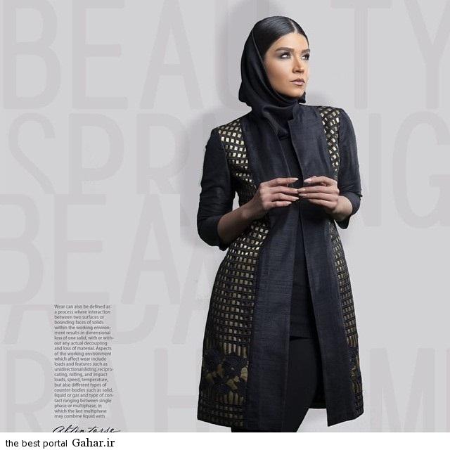 aida rahimi manto 11 مدل مانتو زنانه بهار و عید 94 فوق العاده شیک