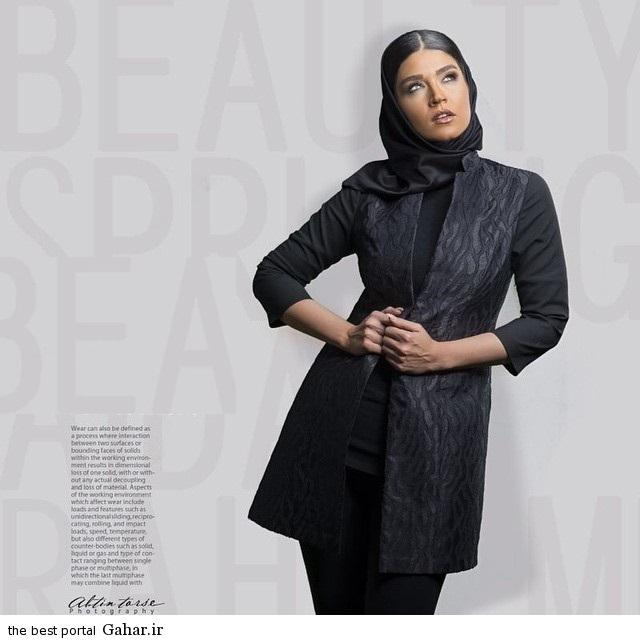 aida rahimi manto 4 مدل مانتو زنانه بهار و عید 94 فوق العاده شیک