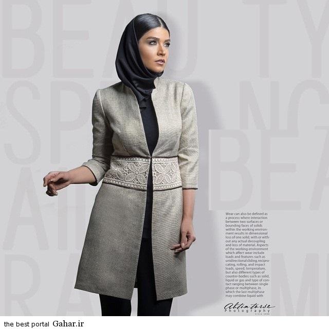 aida rahimi manto 5 مدل مانتو زنانه بهار و عید 94 فوق العاده شیک