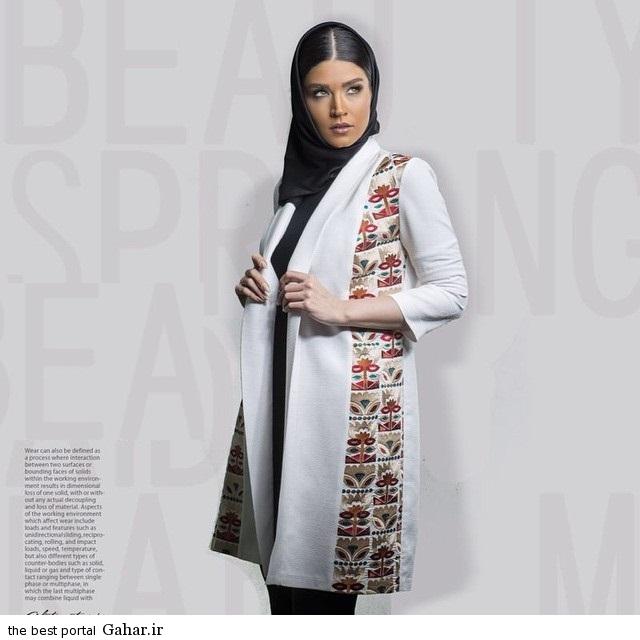 aida rahimi manto 6 مدل مانتو زنانه بهار و عید 94 فوق العاده شیک