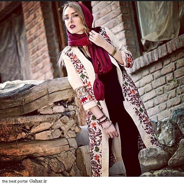 aida rahimi manto 9 مدل مانتو زنانه بهار و عید 94 فوق العاده شیک