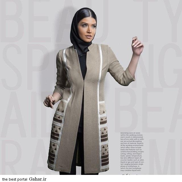 aida rahimi manto مدل مانتو زنانه بهار و عید 94 فوق العاده شیک